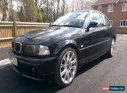 BMW 3 SERIES 2.2 320Ci SE 2dr for Sale