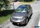 Classic 2011 Nissan Murano SV for Sale