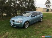 2008 Holden Commodore VE Omega Sportwagon for Sale
