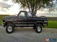 GMC : Sierra 2500  k 2500 for Sale