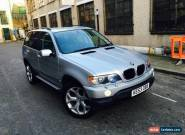 2003 BMW X5 2.9 d Sport for Sale