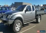 Nissan Navara Space Cab Automatic for Sale