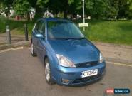 2003 Ford Focus 1.6 Auto for Sale