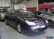 2007 Citroen C5 SX 2.2 HDI Twin Turbo Mauritius Blue Automatic 6sp A Sedan for Sale
