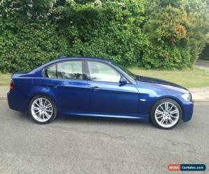 Classic 2005 BMW 330D M SPORT AUTO LEMANS BLUE SPARES OR REPAIRS  for Sale
