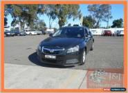 2010 Holden Cruze JG CD Black Automatic 6sp A Sedan for Sale