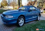 Classic 1994 Ford Mustang for Sale
