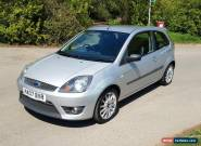 Ford Fiesta 1.6 2006.5MY Zetec S for Sale
