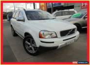 2009 Volvo XC90 P28 MY10 R-Design White Automatic A Wagon for Sale