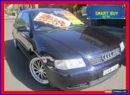 1998 Audi A3 1.8 Turbo Black Manual 5sp M Hatchback for Sale