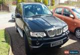 Classic BMW X5 4.4 V8 SPORT SPARES OR REPAIRS for Sale