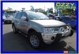 Classic 2010 Mitsubishi Challenger PB XLS (7 Seat) (4x4) Gold Automatic 5sp A Wagon for Sale