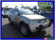 2010 Mitsubishi Challenger PB XLS (7 Seat) (4x4) Gold Automatic 5sp A Wagon for Sale