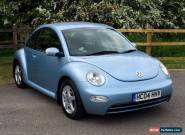 2004 VOLKSWAGEN BEETLE BLUE 1.6 VW for Sale