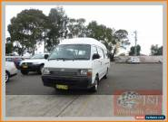 1995 Toyota Hiace RZH125 Commuter White Manual 5sp M Bus for Sale