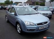 2006 FORD FOCUS GHIA AUTO BLUE for Sale