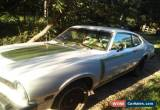 Classic 1973 Ford Other for Sale