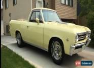 Chevrolet: El Camino CHEVELLE for Sale