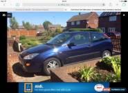 Ford Focus 1.8 zetec  for Sale