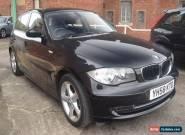 2008 BMW 1 Series 2.0 118d ES 5dr for Sale