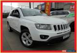 Classic 2013 Jeep Compass MK MY13 Sport White Automatic 6sp A Wagon for Sale
