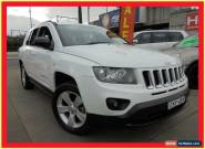 2013 Jeep Compass MK MY13 Sport White Automatic 6sp A Wagon for Sale