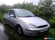 Ford focus 1.6 Lx ( requires new clutch) for Sale