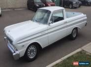 Ford: Falcon RANCHERO DELUXE for Sale