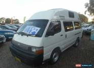 1995 Toyota Hiace RZH113R Manual 5sp M Van for Sale