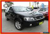 Classic 2009 Ford Territory SY SR Black Automatic A Wagon for Sale