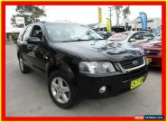 2009 Ford Territory SY SR Black Automatic A Wagon for Sale