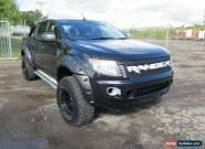 2011 Ford Ranger PX XL Black Manual 6sp M 4D UTILITY for Sale