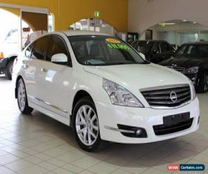 Classic 2011 Nissan Maxima J32 250 ST-L White Automatic 6sp A Sedan for Sale