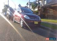 2008 Nissan Tiida ST Sedan Automatic Rego LOW KLMS for Sale
