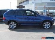 2006 BMW X5 D SPORT EDITION AUTO BLUE for Sale