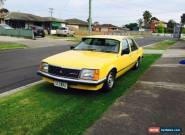 Holden Commodore SL (1981) 4D Sedan Automatic (3.3L - Carb) Seats for Sale