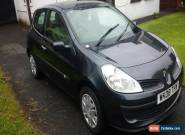 Renault clio 2008 1.2 turbo petrol for Sale