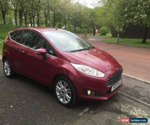 Classic 13 REG FORD FIESTA 1.2 ZETEC RED NEW SHAPE for Sale