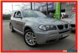 Classic 2006 BMW X3 E83 MY06 Grey Automatic A Wagon for Sale