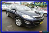 Classic 2012 Mazda CX-9 MY13 Classic (FWD) Blue Automatic 6sp A Wagon for Sale