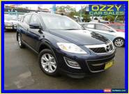 2012 Mazda CX-9 MY13 Classic (FWD) Blue Automatic 6sp A Wagon for Sale
