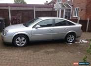 2004 VAUXHALL VECTRA ENERGY CDTI 8V SILVER for Sale