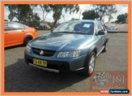 2006 Holden Adventra VZ SX6 Grey Automatic 5sp A Wagon for Sale