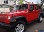 Jeep: Wrangler unlimited x for Sale