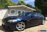 Classic 2011 BMW 5 Series 2.0 520d M Sport 4dr for Sale