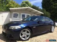 2011 BMW 5 Series 2.0 520d M Sport 4dr for Sale