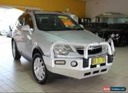 2013 Holden Captiva CG MY13 AWD LT Silver Automatic A Wagon for Sale