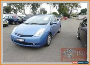 2007 Toyota Prius NHW20R MY06 Upgrade I-Tech Hybrid Blue Automatic A Hatchback for Sale