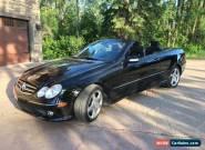 2007 Mercedes-Benz CLK-Class CLK550 Convertible for Sale