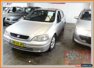 2005 Holden Astra TS MY05 Classic Equipe Silver Automatic 4sp A Hatchback for Sale